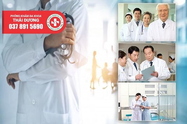 Phòng khám Thái Dương - Địa chỉ chữa xuất tinh ngược an toàn ở Long Thành