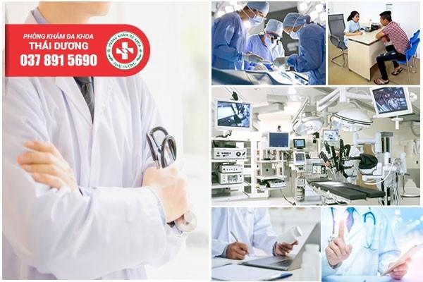 Phòng khám nam khoa Thái Dương Đồng Nai