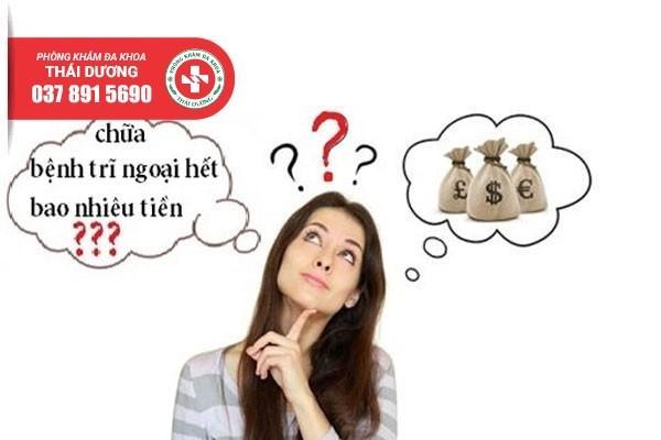 Chi phí chữa bệnh trĩ ngoại tại Biên Hòa là bao nhiêu?