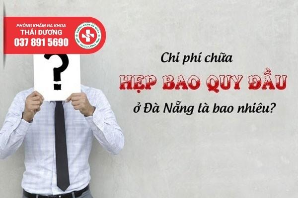 Chi phí chữa hẹp bao quy đầu ở Biên Hòa 2019 là bao nhiêu
