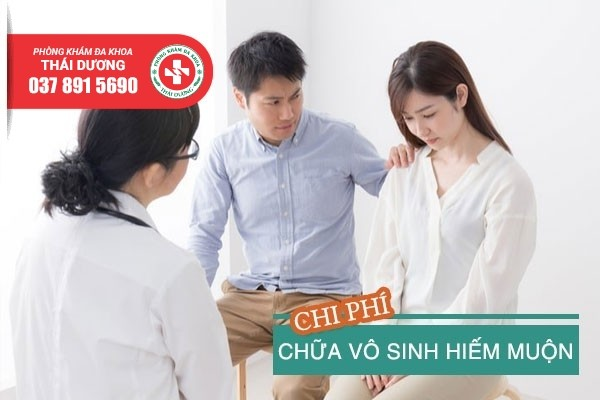 Chi phí chữa vô sinh hiếm muộn ở Biên Hòa 2019 là bao nhiêu?