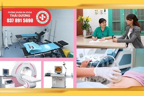 Phòng khám Thái Dương - Chữa viêm âm đạo hiệu quả, chi phí hợp lý