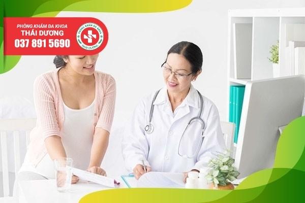 Phòng khám Thái Dương - Địa chỉ điều trị viêm phụ khoa hiệu quả, chi phí hợp lý