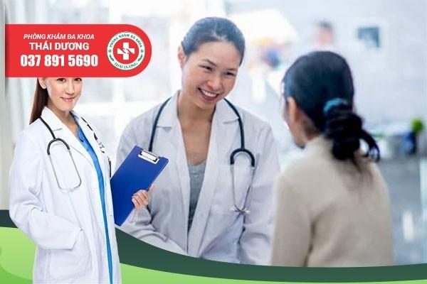 Điều trị viêm vùng chậu hiệu quả, chi phí hợp lý tại đa khoa Thái Dương
