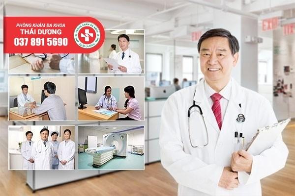 Địa chỉ chữa viêm tuyến tiền liệt an toàn ở Biên Hòa