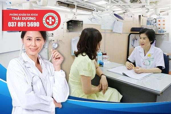 Điều trị phì đại cổ tử cung hiệu quả, tiết kiệm tại Phòng khám Thái Dương