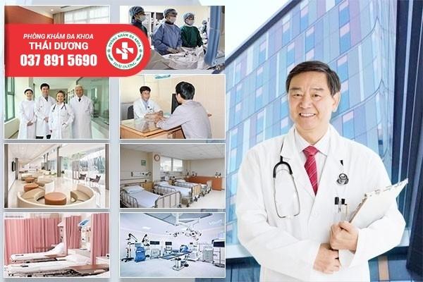 Địa chỉ chữa rối loạn cương dương an toàn ở Long Thành