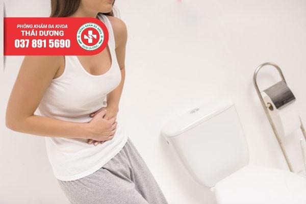 Rối loạn tiểu tiện là triệu chứng điển hình của bệnh viêm đường tiết niệu