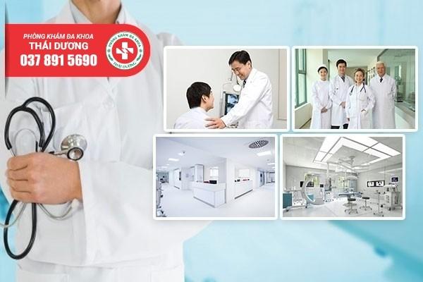 Phòng khám Thái Dương - Địa chỉ chữa xuất tinh ra máu an toàn ở Đồng Nai