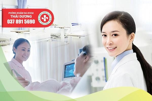Phòng khám Thái Dương - Địa chỉ điều trị nang naboth cổ tử cung hiệu quả, chi phí hợp lý