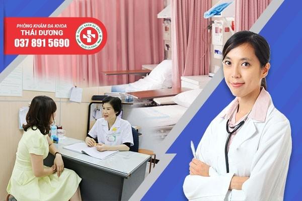 Đa khoa Thái Dương - Địa chỉ điều trị polyp cổ tử cung ở Đồng Nai