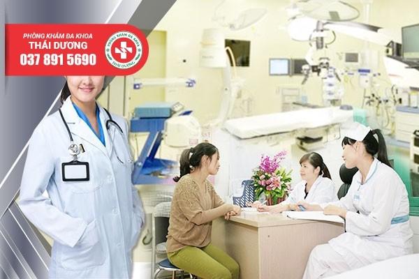 Phòng khám Thái Dương - Địa chỉ điều trị tử cung ngả trước hiệu quả, tiết kiệm chi phí