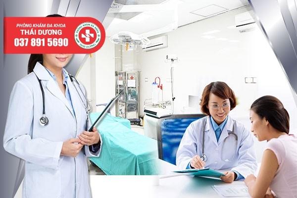 Phòng khám Thái Dương - Địa chỉ điều trị tử cung nhi hóa uy tín, chi phí hợp lý tại Biên Hòa