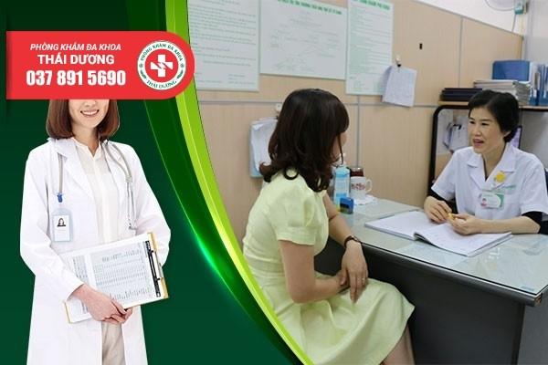 Địa chỉ điều trị tử cung nhỏ ở Biên Hòa