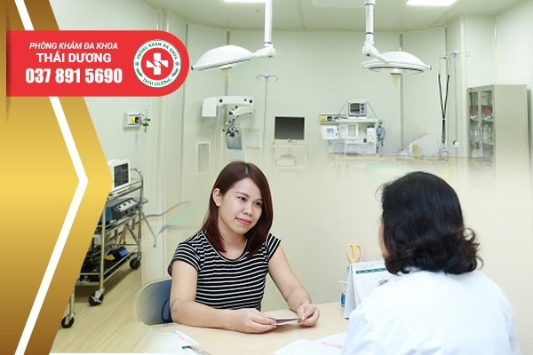 Điều trị tử cung nhỏ hiệu quả, chi phí hợp lý tại Đa khoa Thái Dương
