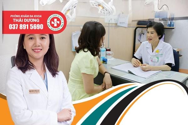 Yên tâm về hiệu quả và chi phí điều trị u xơ tử cung tại Đa Khoa Thái Dương
