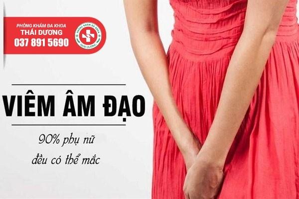 Phòng khám Thái Dương - Địa chỉ điều trị viêm âm đạo ở Biên Hòa đáng tin cậy