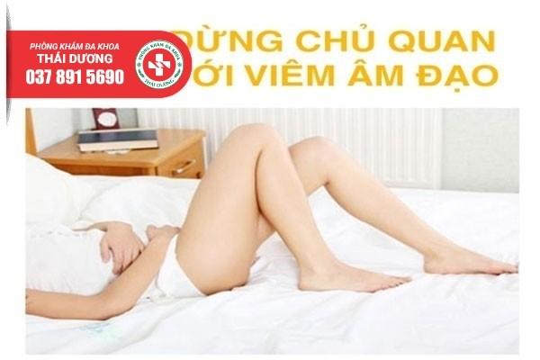 Viêm âm đạo có thể ảnh hưởng đến sức khỏe sinh sản của nữ giới nếu không chữa sớm