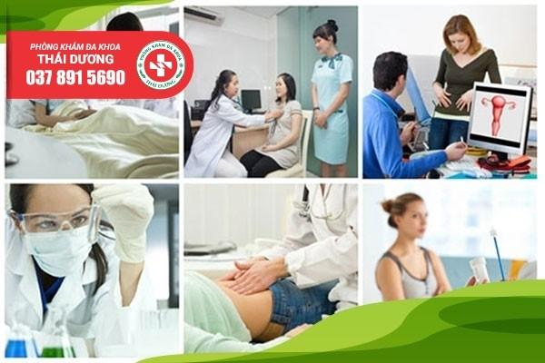 Địa chỉ điều trị viêm phụ khoa ở Biên Hòa