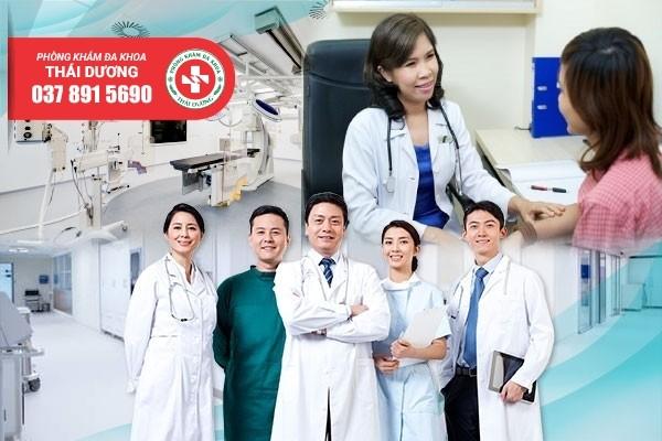 Đa khoa Thái Dương - Địa chỉ điều trị viêm phụ khoa ở Long Thành uy tín