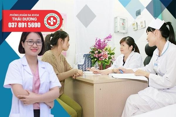 Địa chỉ điều trị viêm vùng chậu ở Biên Hòa