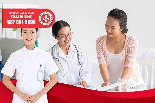 Địa chỉ điều trị viêm vùng chậu ở Long Thành