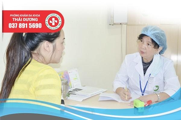 Khâu hở eo tử cung ở đâu an toàn, chi phí hợp lý tại Phòng khám Thái Dương