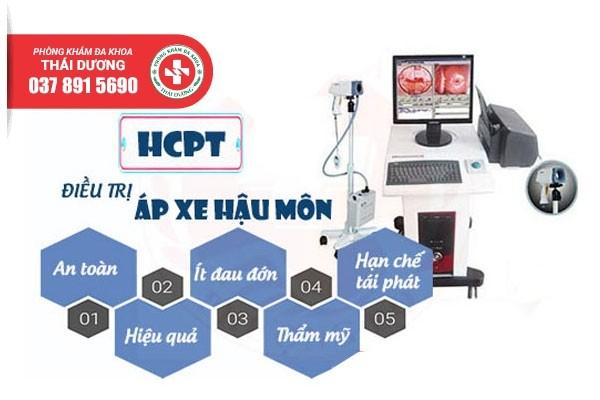Phòng khám Thái Dương điều trị áp xe hậu môn bằng phương pháp hiện đại