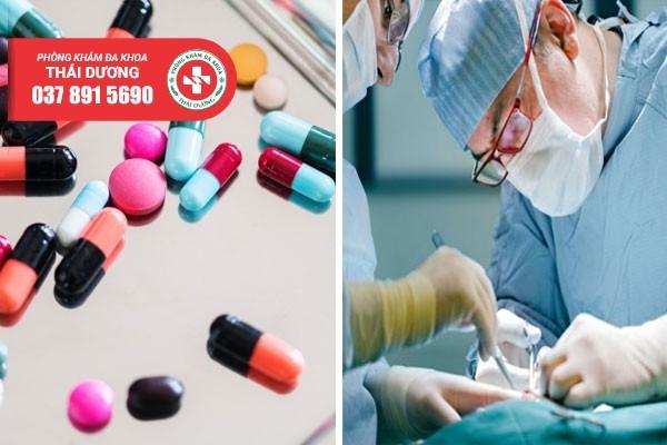 U xơ tử cung có thể điều trị nội khoa và ngoại khoa tùy vào tình trạng bệnh