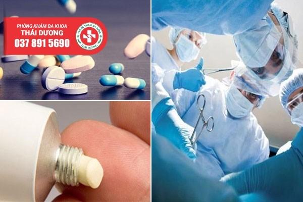 Cách điều trị viêm bao quy đầu hiệu quả