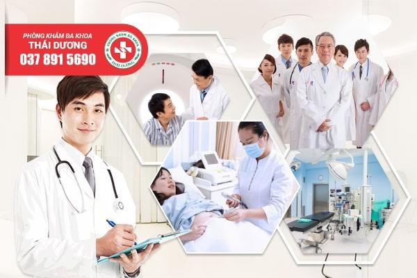 Đa khoa Thái Dương - Địa chỉ điều trị phì đại tuyến tiền liệt an toàn ở Đồng Nai