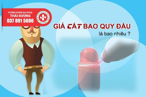 Giá cắt bao quy đầu ở Biên Hòa là bao nhiêu