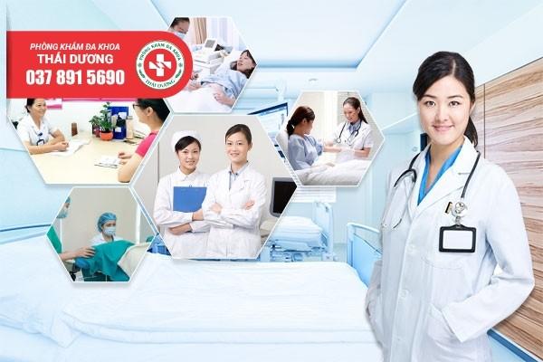 Đa khoa Thái Dương - Phòng khám có cơ sở vật chất đạt chuẩn quốc tế