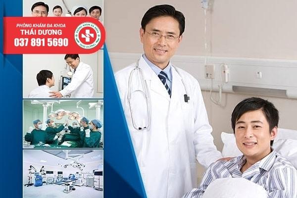 Đa khoa Thái Dương - Địa chỉ điều trị bệnh trĩ ngoại hiệu quả, chi phí hợp lý
