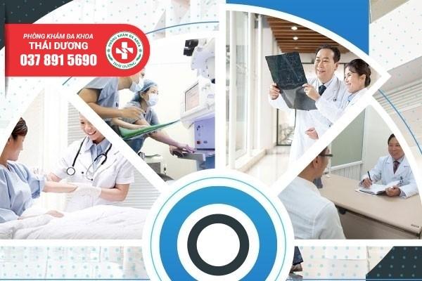 Đa khoa Thái Dương - Địa chỉ điều trị áp xe hậu môn ở Long Thành
