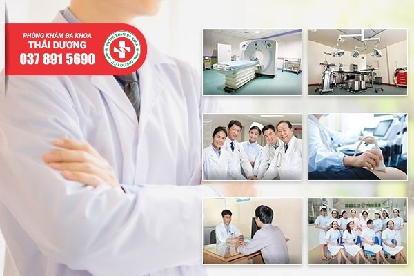 Phòng khám phụ khoa Thái Dương Đồng Nai