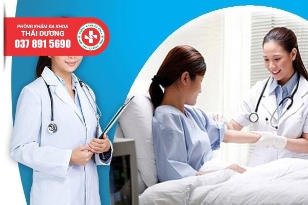 Phòng khám Thái Dương Biên Hòa – Địa chỉ điều trị rong kinh hiệu quả, chi phí hợp lý