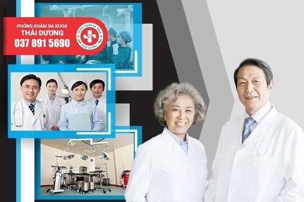 Đa Khoa Thái Dương - Địa chỉ điều trị viêm tinh hoàn hiệu quả, chi phí hợp lý