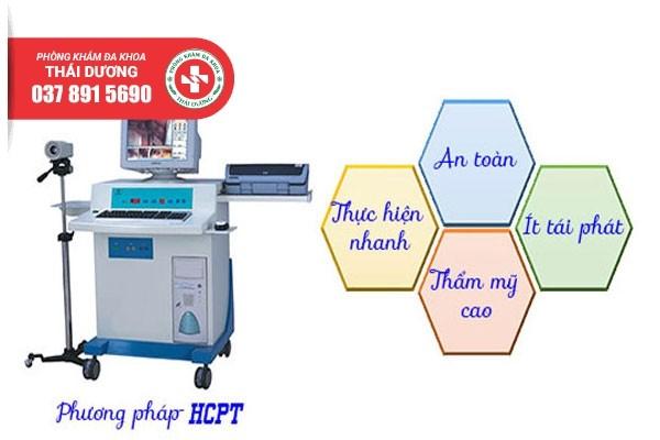 Phương pháp HCPT điều trị nứt kẽ hậu môn hiệu quả