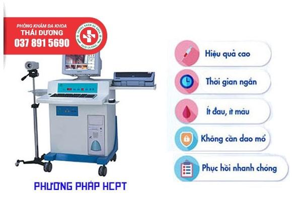 Điều trị nứt kẽ hậu môn hiệu quả cao bằng phương pháp HCPT