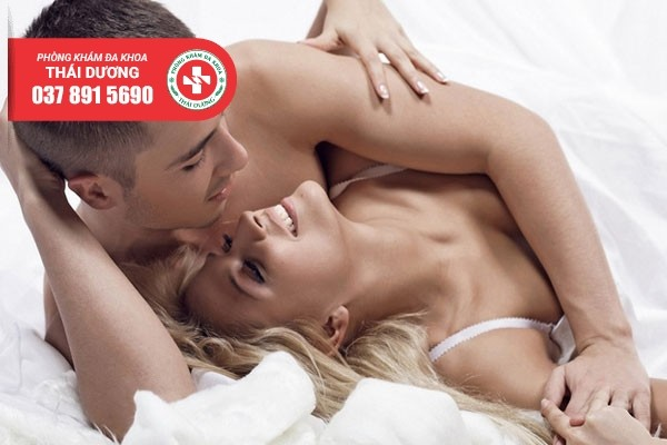 Cắt bao quy đầu giúp cải thiện đời sống tình dục