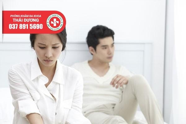 Rối loạn cương dương - Nỗi đau khó nói của nam giới