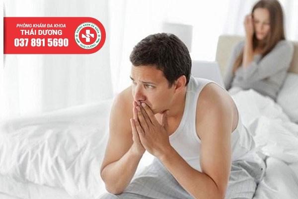 Viêm bao quy đầu có thể dẫn đến nguy cơ vô sinh ở nam giới