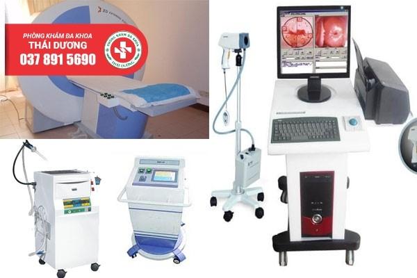 Thiết bị y tế hiện đại hỗ trợ khám chữa bệnh an toàn, hiệu quả cao