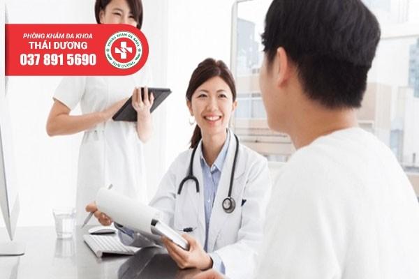 Tùy vào tình trạng bệnh mà bác sĩ chỉ định phương pháp điều trị phù hợp