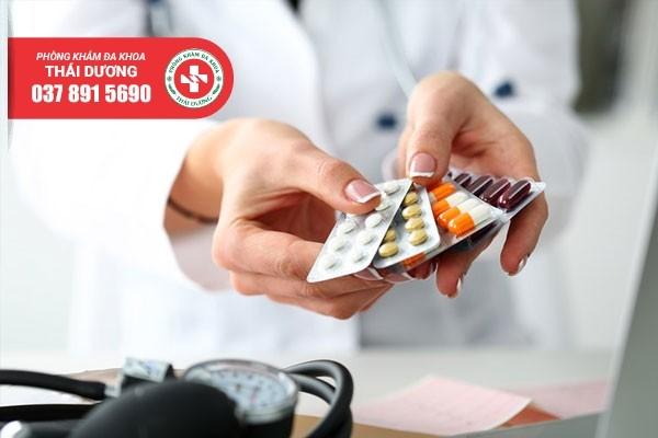 Viêm bao quy đầu dùng thuốc gì do bác sĩ chỉ định