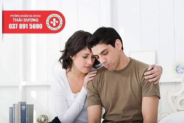 Đau tinh hoàn gây ra nhiều ảnh hưởng đến sức khỏe sinh sản của nam giới